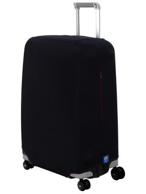 Чехол для чемодана Black M/L Coverway. Цвет: черный