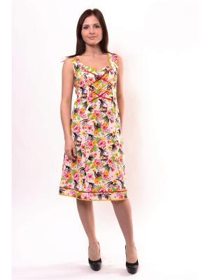 Платье-сарафан Тефия