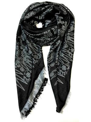 Платок NINA ROSSI. Цвет: черный