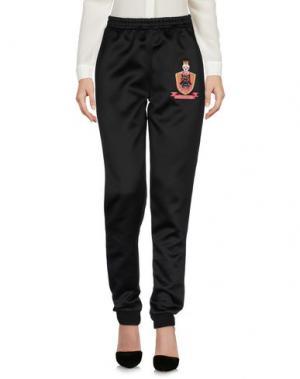 Повседневные брюки MANISH ARORA. Цвет: черный