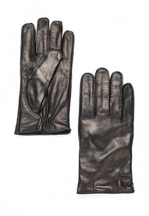 Перчатки Cerruti 1881. Цвет: черный