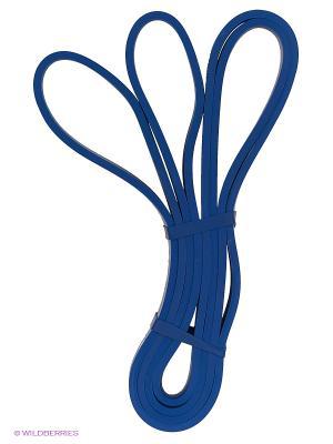 Эспандер многофункциональный STAR FIT ES-801 ленточный 5-22кг 208х2,2см, синий starfit. Цвет: синий