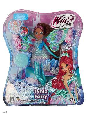Кукла Winx Club Тайникс  Layla. Цвет: морская волна, темно-фиолетовый