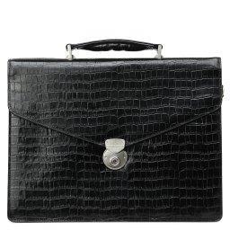 Портфель  RCP11450 черный GERARD HENON