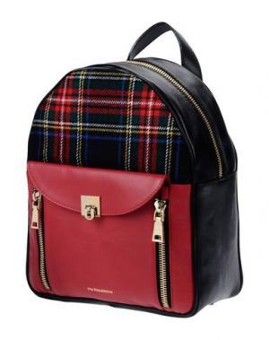 Рюкзаки и сумки на пояс VIA REPUBBLICA. Цвет: черный