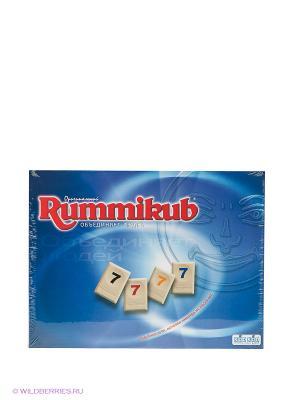 Игра Rummikub KODKOD. Цвет: синий, бежевый