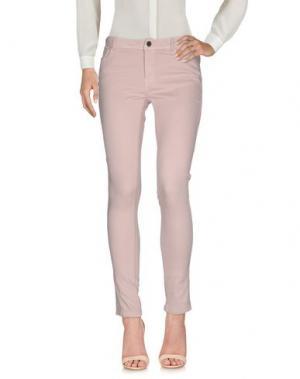 Повседневные брюки EMMA&GAIA. Цвет: телесный
