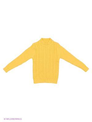 Свитер Cascatto. Цвет: желтый