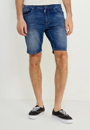 Шорты джинсовые Antony Morato. Цвет: синий