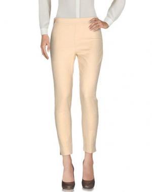 Повседневные брюки DIXIE. Цвет: бежевый