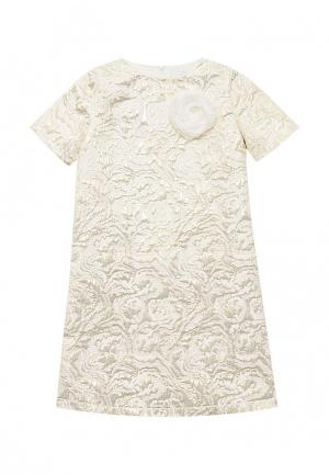 Платье Letty. Цвет: золотой