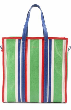 Сумка Bazar Shopper M Balenciaga. Цвет: разноцветный
