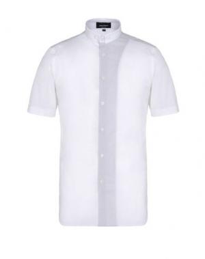 Pубашка GIULIANO FUJIWARA. Цвет: белый
