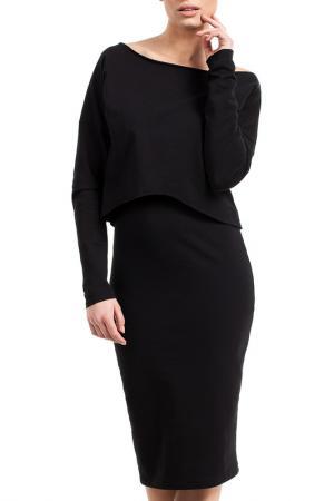 Dress BeWear. Цвет: black