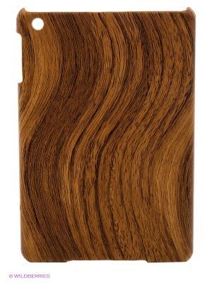 Чехол для iPad Mini Wood Texture Kawaii Factory. Цвет: коричневый