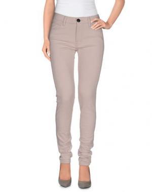 Повседневные брюки TAG ELEMENTS. Цвет: светло-розовый
