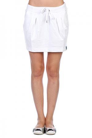 Юбка женская  Wsk 001 White Trailhead. Цвет: белый