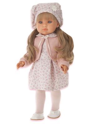 Кукла Амалия, 45см. Antonio Juan. Цвет: бледно-розовый