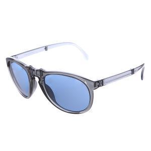 Очки  Ii Crystal Grey Sunpocket. Цвет: серый