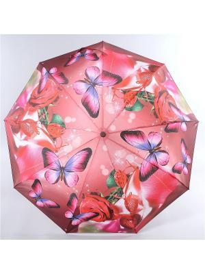 Зонт Magic Rain. Цвет: красный, бордовый, фуксия