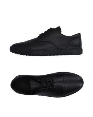Низкие кеды и кроссовки CLAE. Цвет: черный