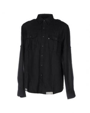 Pубашка POLO JEANS COMPANY. Цвет: черный