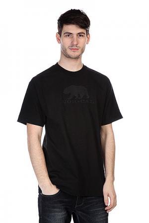Футболка  Black Bear Nor Cal. Цвет: черный