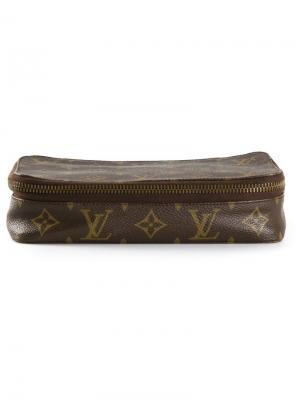 Чехол для украшений Monte Carlo Louis Vuitton Vintage. Цвет: коричневый