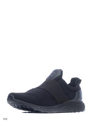 Кроссовки STROBBS. Цвет: черный
