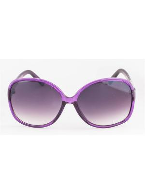 Солнцезащитные очки MLook. Цвет: фиолетовый