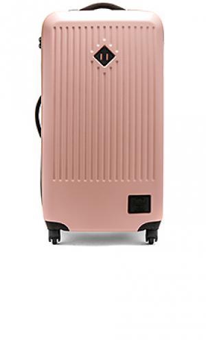 Большой чемодан trade Herschel Supply Co.. Цвет: rose