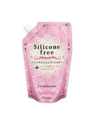 Кондиционер для всех типов волос без силикона, 400 мл. DOSHISHA. Цвет: розовый