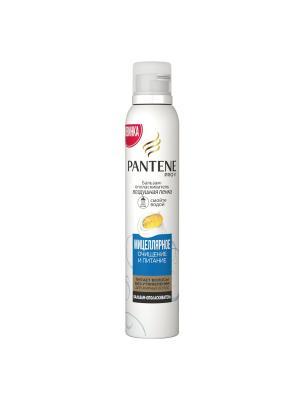 Бальзам-ополаскиватель PANTENE Воздушная Пенка Мицеллярное очищение и питание 180мл. Цвет: белый