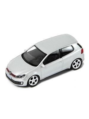 Машина металлическая HOFFMANN. Цвет: белый, серебристый