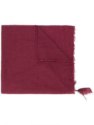 Braided stud scarf Htc Hollywood Trading Company. Цвет: красный