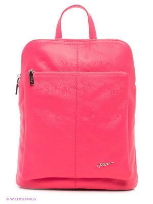 Рюкзак Piero. Цвет: розовый