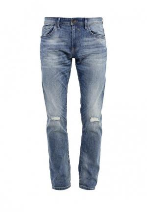 Джинсы Tom Tailor Denim. Цвет: синий