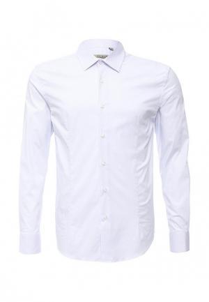 Рубашка Tony Backer. Цвет: белый