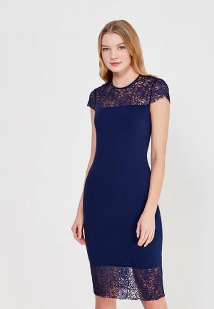 Платье Anastastia Kovall. Цвет: синий
