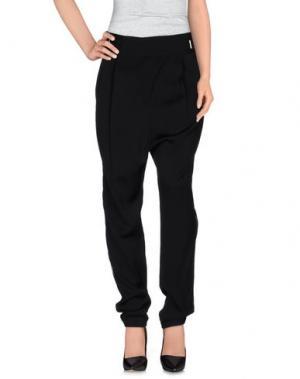 Повседневные брюки COSTUME NEMUTSO. Цвет: черный