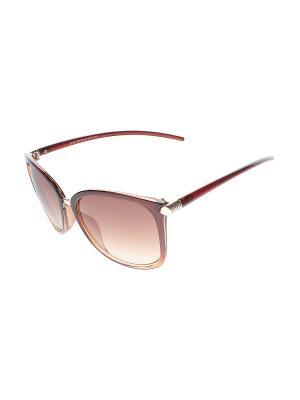 Очки солнцезащитные Migura. Цвет: коричневый
