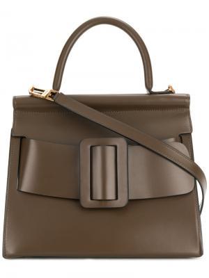 Karl 24 shoulder bag Boyy. Цвет: коричневый