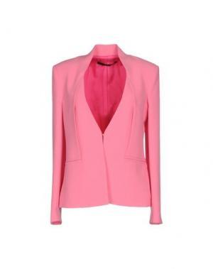 Пиджак ANNARITA N.. Цвет: розовый