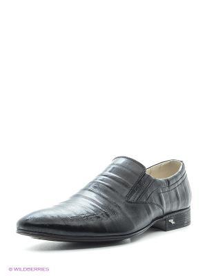 Туфли CARLO BELLINI. Цвет: черный