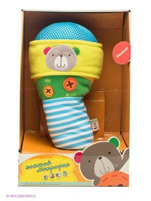 Развивающая игрушка bobby&friends. Цвет: зеленый