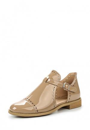 Ботинки Dino Ricci Select. Цвет: бежевый