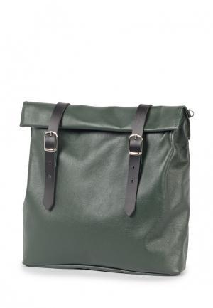 Рюкзак Kokosina. Цвет: зеленый