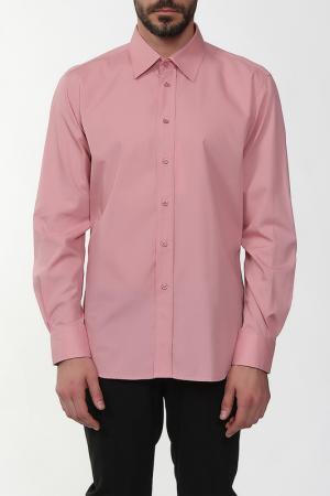 Рубашка REIKARTZ. Цвет: розовый