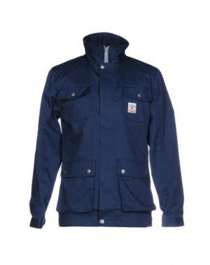 Куртка ENCORE. Цвет: синий