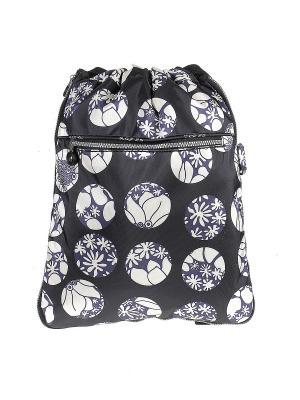 Рюкзак Happy Charms Family. Цвет: черный, синий, белый